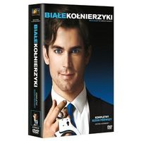 Białe kołnierzyki - sezon 1 (DVD) - John T. Kretchmer (5903570148279)