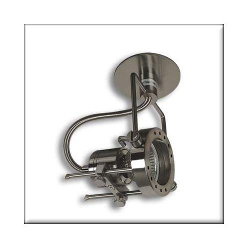Techno EBL-Spots, 3x35W żelazo satyn., 3x35W, produkt marki Paulmann