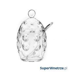 Cukiernica z łyżeczką śr. 7,8cm venice transparentna marki Guzzini