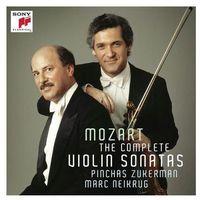The Mozart Sonatas For Violin And Piano (CD) - Marc Neikrug, Pinchas Zukerman