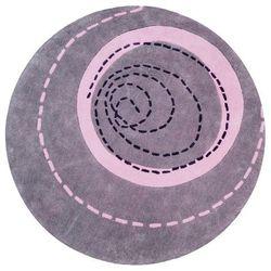 okrągły dywanik 100 cm marki Candide