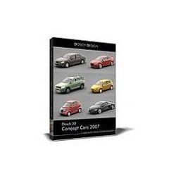 Dosch 3D: Concept Cars 2007 (oprogramowanie)