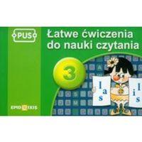 PUS 3 Łatwe ćwiczenia do nauki czytania (2010)