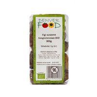 Figi suszone bezglutenowe bio 300g -  marki Denver food