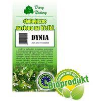 Ekologiczne nasiona na kiełki - dynia 50g -  marki Dary natury