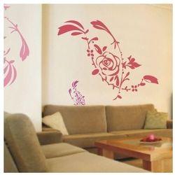 Kwiaty 43 szablon malarski marki Deco-strefa – dekoracje w dobrym stylu