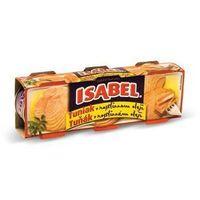 Tuńczyk w oleju roślinnym 3x80 g Isabel (8410111211202)