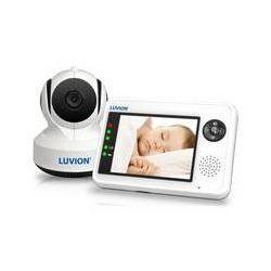 Elektroniczna niania essential biała marki Luvion
