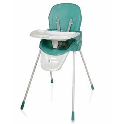 Little world wysokie krzesełko lewis, miętowe, lwdt001-mt