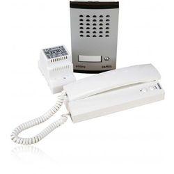 Domofon jednorodzinny dwużyłowy, natynkowy ek-1s/a marki Zamel