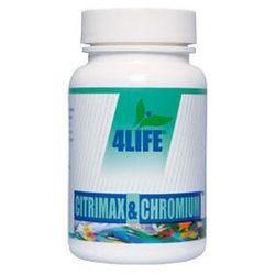 Citrimax & Chromium 90tabl (Pozostałe środki na odchudzanie)