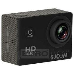 SJCAM SJ4000 (czarny) - produkt w magazynie - szybka wysyłka! - sprawdź w wybranym sklepie