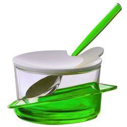 Cukiernica   pojemnik na parmezan bugatti glamour zielona marki Casa bugatti