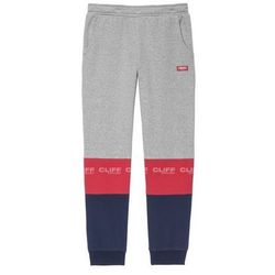 Prosto SPODNIE  PANTS TRIPLET MEDIUM HEATHER GREY, szara, max rozmiar: XL