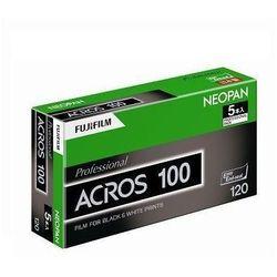 Fuji neopan acros 100 typ 120 wyprodukowany przez Fujifilm