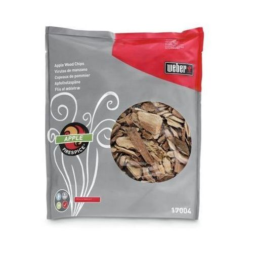 Drewienka do wędzenia jabłoń - Fire Spice firmy Weber - produkt dostępny w GrillCenter.com.pl