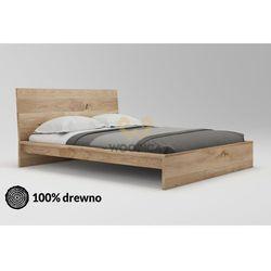 Woodica Łóżko dębowe pinus 01 180x200