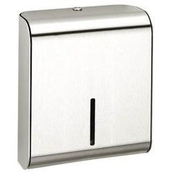 Pojemnik na ręczniki papierowe składane xinox stal szlachetna matowa marki Franke