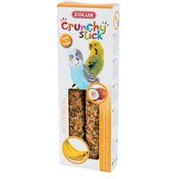 ZOLUX Crunchy Stick Papuga Mała Orzech Kokosowy/Banan 85 g- RÓB ZAKUPY I ZBIERAJ PUNKTY PAYBACK - DARMOWA WY