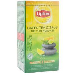 Zielona herbata Lipton Classic Green Tea Citrus 25 kopert z kategorii Zielona herbata