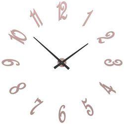 Zegar ścienny brunelleschi  antyczny-różowy marki Calleadesign