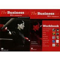 The business B1+ intermediate Student's book + CD + eWorkbook 2.0
