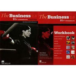 The business B1+ intermediate Student's book + CD + eWorkbook 2.0, pozycja wydana w roku: 2013