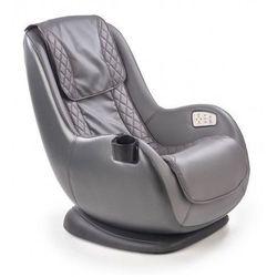 Fotel masujący Satell - popielaty, V-CH-DOPIO-FOT-POPIEL