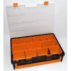 Artplast Ogromny organizer walizka 11 wyjmowanych pojemników 3710 (8010693026500)