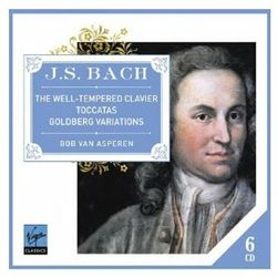 Bach: The Well - Tempered Clavier Goldberg Variations Toccatas [Limited] - Bob Van Asperen, kup u jednego z pa