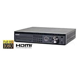 IN-H4408R Rejestrator cyfrowy 08 kamerowy , hexaplex , LAN, z kompresją H.264, VGA i HDMI, zapis do 200 kl/s (D1) - produkt z kategorii- Rejestratory przemysłowe