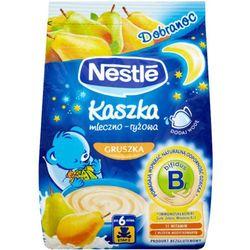 Kaszka mleczno-ryżowa gruszka Nestlé po 6 miesiącu 230 g, kup u jednego z partnerów