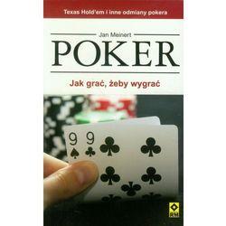 Poker. Jak grać żeby wygrać + zakładka do książki GRATIS (kategoria: Książki sportowe)