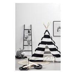 Kids concept namiot tipi czarno - biały