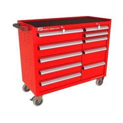 Wózek warsztatowy TRUCK z 10 szufladami PT-215-22