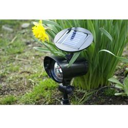 Lampa solarna podłogowa - naziemna - komplet 3 sztuki marki 1