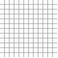 Paradyż  altea bianco mozaika k2x2 29,8x29,8 (5900144058736)