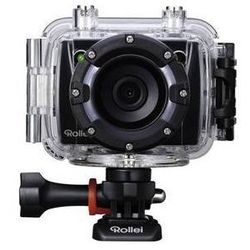Zewnętrzna kamera  5s (40273) czarna wyprodukowany przez Rollei