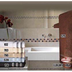 Ręcznik luxury kolor brązowy luxury/rba/575/070140/1 marki Markizeta
