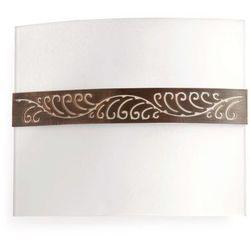 Philips Lampa ścienna livu 455554316, e27, (dxsxw) 28.1 x 11.4 x 22.5 cm, brązowy (8718291463610)