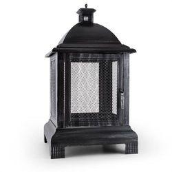 Blumfeldt loreo palenisko kominek ogrodowy latarnia piec ogrodowy stal oksydowana