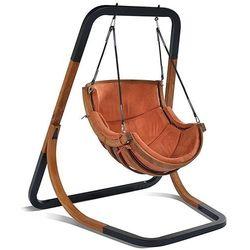 Igotherm TRAPEZOID Wiszące krzesło bujane, pomarańczowe