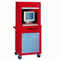 Fastservice Zestaw komputerowy mini (szafka + nadstawka) p-1-07-05