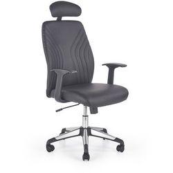 TOLIO fotel gabinetowy czarny, H_2010001158691