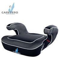 Fotelik samochodowy CARETERO Leo black 2016