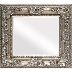 lustro simone 91x81cm, 91 × 81 cm marki Dekoria