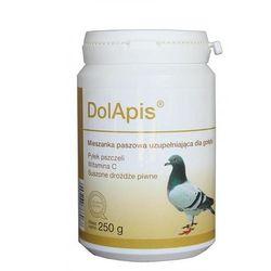 DOLFOS DG Dolapis odżywka dla gołębi uzupełniająca zapotrzebowanie organizmu 250g ze sklepu Fionka.pl