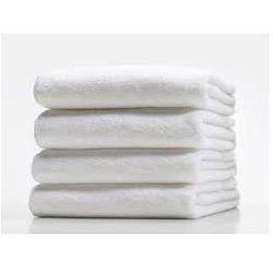 Ręcznik Hotelowy Kolor PL 30x50 cm Biały 100% bawełna 500 gr/m2
