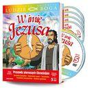 W IMIĘ JEZUSA - książka + 5 DVD + film DVD
