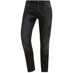 Lee ARVIN REGULAR TAPERED Jeansy Slim fit distorted black, L732